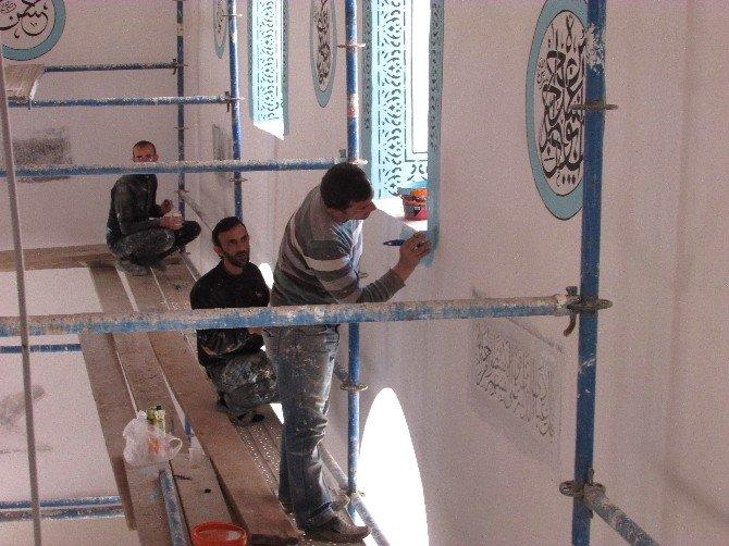 Sandıklı'da Restore Edilen Tarihi Havai Cami Ramazan Ayında İbadete Açılacak