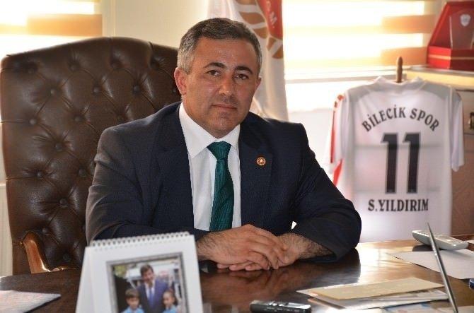 AK Parti Bilecik Merkez İlçe Başkanı Yıldırım Oldu