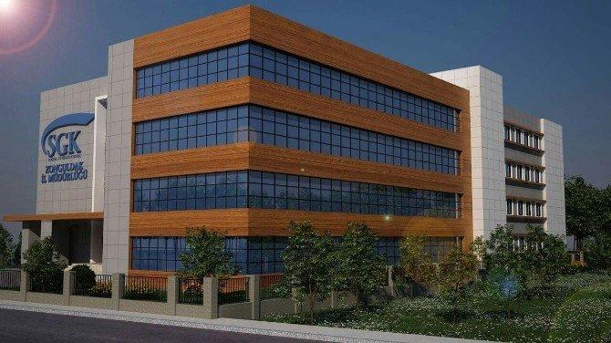 Yeni SGK İl Binası Tanıtıldı