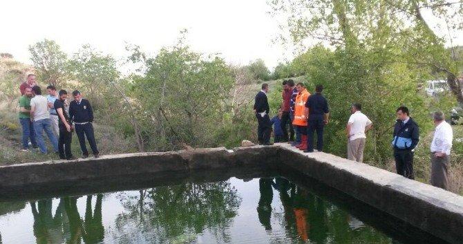 Serinlemek İçin Girdiği Sulama Havuzunda Boğuldu