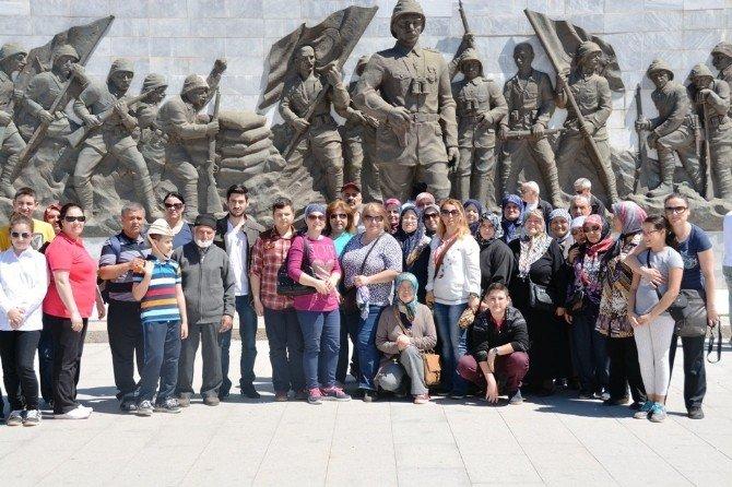 Tekirdağlılar Çanakkale Zaferine Süleymanpaşa Belediyesi İle Tanıklık Ediyor