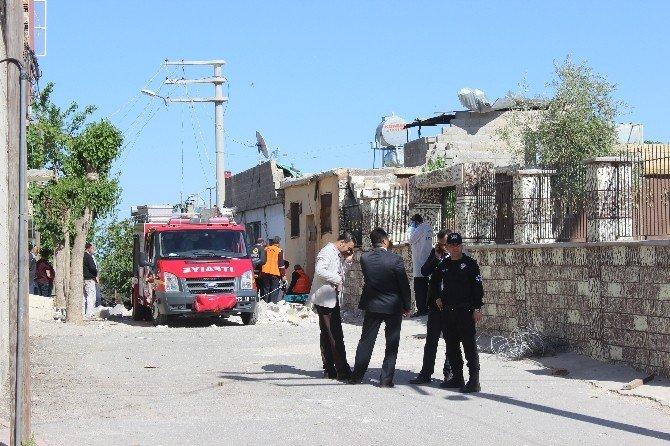 Kilis'e Düşen Roketler Nedeniyle 1'i Suriyeli 3 Kişi Yaralandı