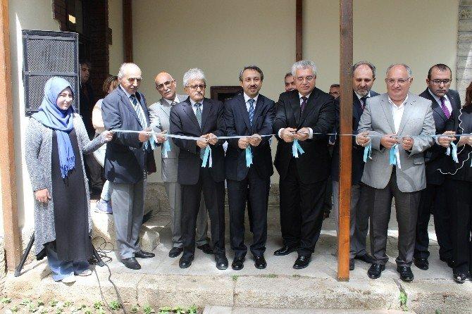 Milli Mücadele Ve Lozan Müzesi Edirne'de Açıldı