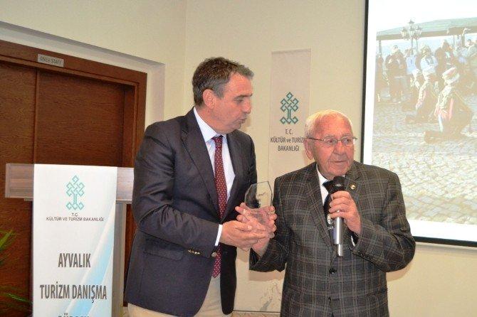 Balıkesir'de Turizm Haftası Ayvalık'tan Başlatıldı