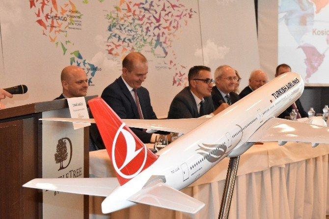 THY, İstanbul-kösice Seferlerine Başlıyor