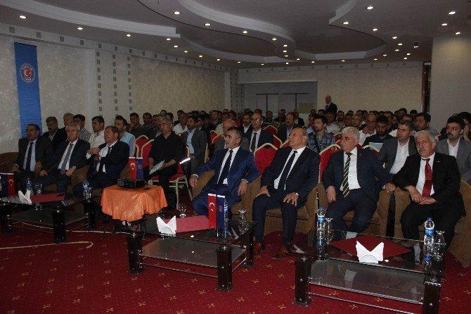 """Türk-iş'in """"İş Sağlığı Ve Güvenliği"""" Eğitim Semineri Başladı"""