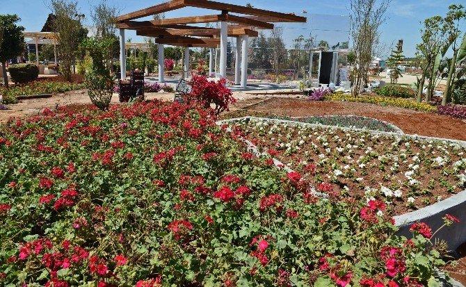 EXPO 2016'da Gelenekten Geleceğe Türk Bahçeleri