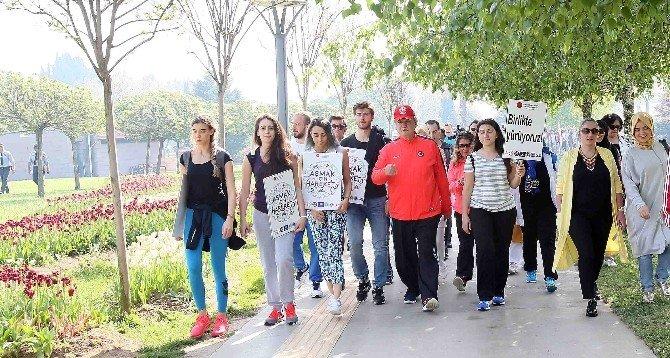 """""""Aşmak İçin Hareket"""" SEKA Park'tan Başladı"""