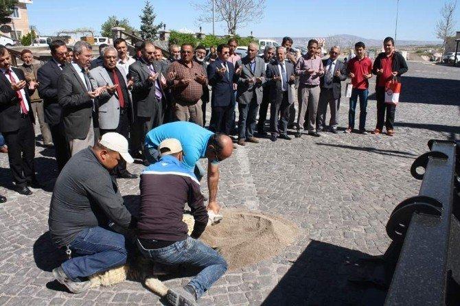 Uçhisar Belediyesi'nin Araç Filosuna Bir Yenisi Daha Eklendi