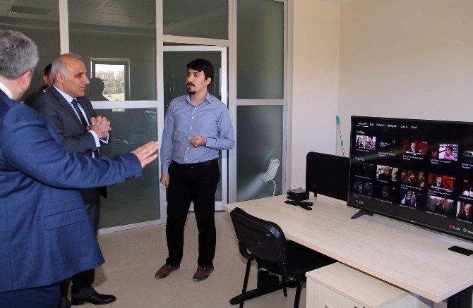 Vali Zorluoğlu, Teknokent Çalışmalarını İnceledi