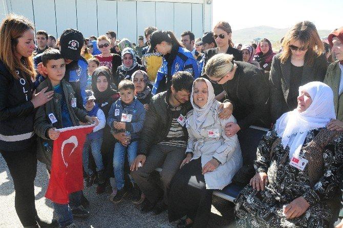 Şehit Polis Dualar Ve Ağıtlarla Uğurlandı
