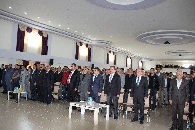 Varto'da Kutlu Doğum Haftası Etkinliği