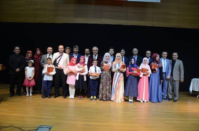 Bozüyük'te 40 Hadis Ezberleme Yarışması Düzenlendi