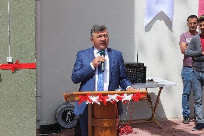 Niğde'de Kur'an Kursu Ve Camii Açılışı Yapıldı