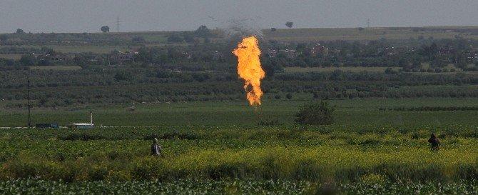 Adana'da Doğal Gaz Bulundu