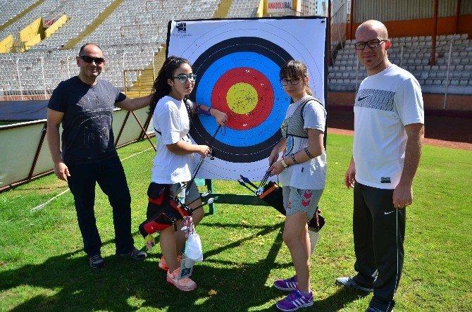 Adanalı 6 Okçu Türkiye Şampiyonasına Gitti