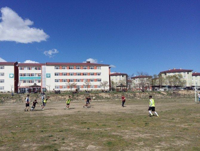 Adilcevaz MYO Futbol Turnuvası Başladı