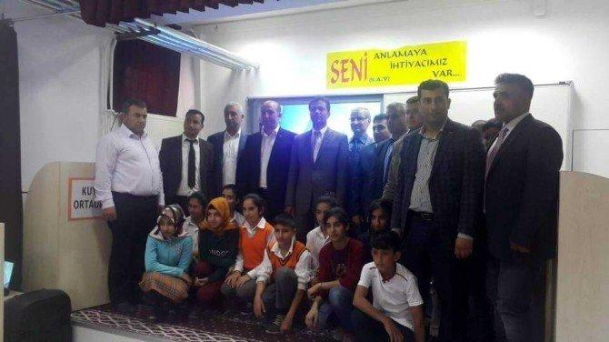 Ortaokul Öğrencileri 'Habibullah' İçin Yarıştı