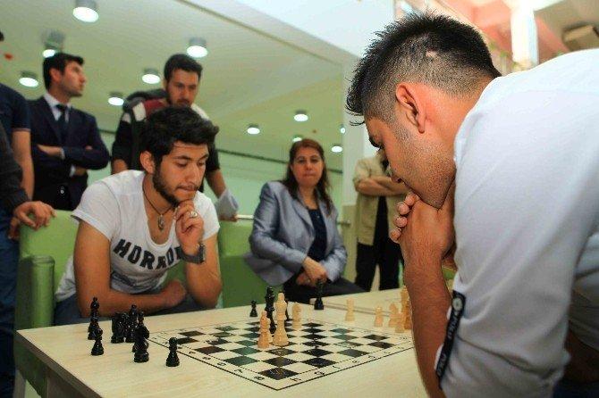Adıyaman Üniversitesi Satranç Şampiyonu Belli Oldu