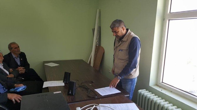 Sincik'te Genç Çiftçiler Bilgilendirildi