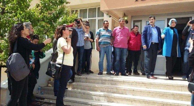 AK Parti Milletvekillerinden Açıklama
