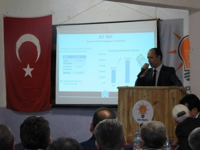 Dodurga Beldesinde AK Parti Belde Danışma Kurulu Toplantısı Gerçekleştirildi