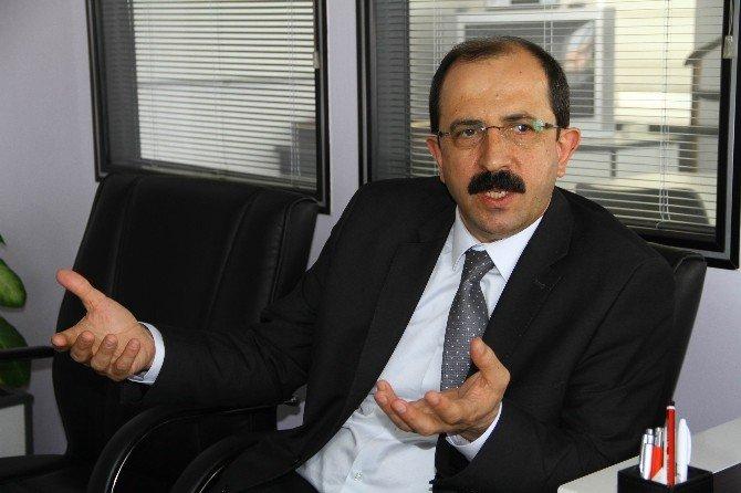 """Göksel: """"Başkanlık Sistemi Türkiye'nin Önünü Açacak"""""""