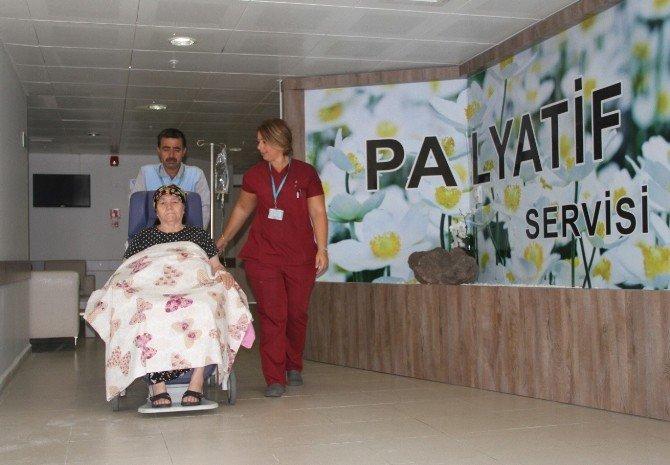 Bakıma Muhtaç Hastalara Çatalca'da 5 Yıldızlı Otel Konforu