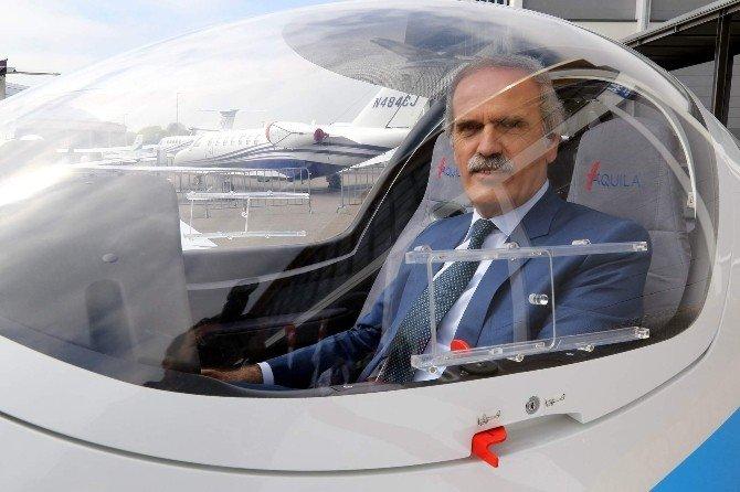 Bursa Havacılığı Dünya Vitrininde