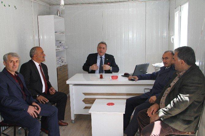 Başkan Köksoy, AVM Bölge İçin Lokomotif Bir Projedir