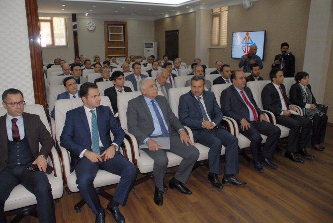 Batman il koordinasyon toplantısında yatırımlar ve projeler ele alındı