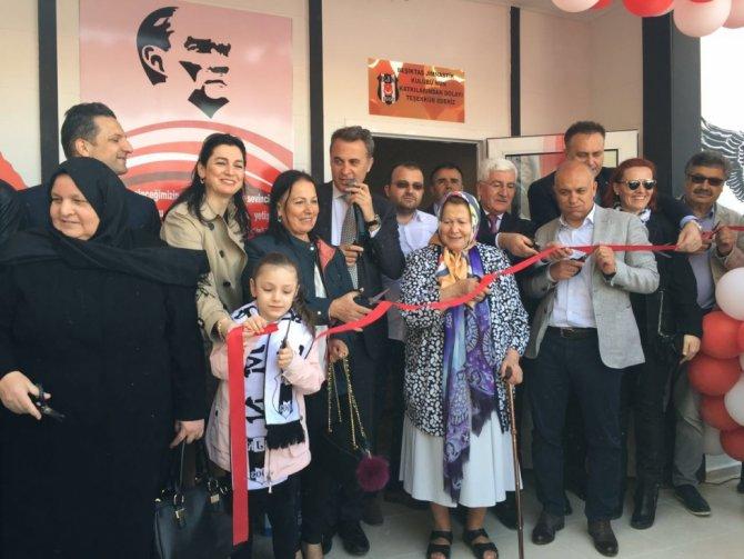 Başkan Fikret Orman, Karaman'da okul açılışına katıldı