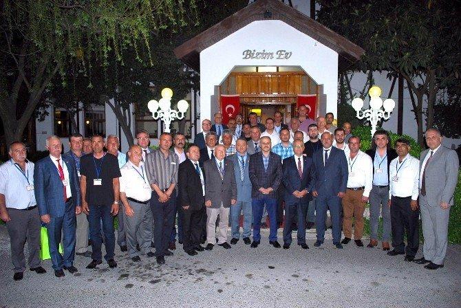 Salihlili Muhtarlar İle Kıbrıslı Muhtarlar Kardeş Oldu