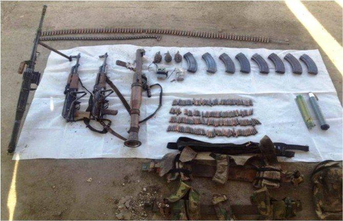 PKK'ya Yönelik Bahar Temizliği Devam Ediyor