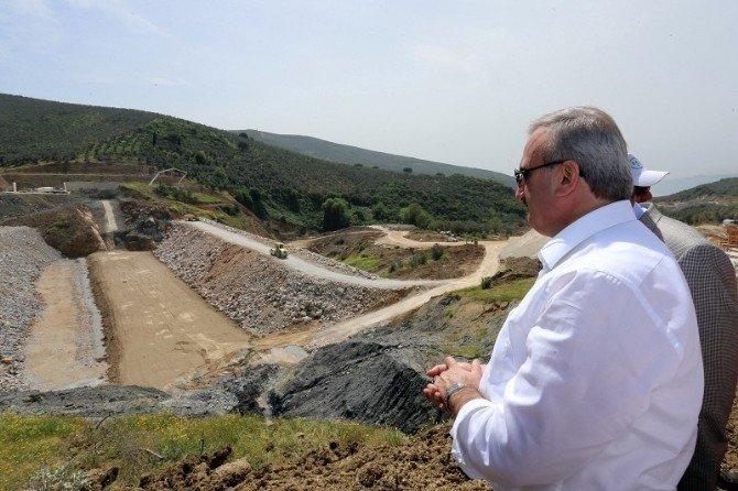 Gemlik'in 2045 Yılına Kadar Yetecek Suyu Var