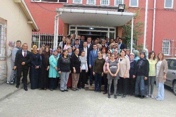Çaycuma Halk Eğitim Merkezi Pelement Bezine Yeniden Hayat Bulduruyor