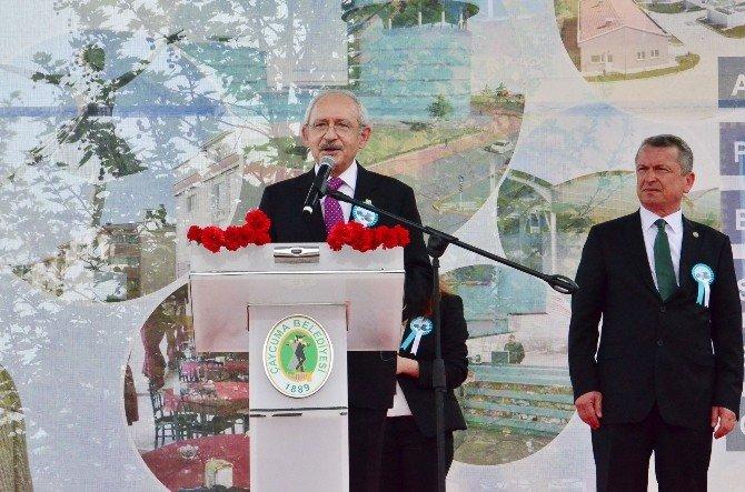"""Kılıçdaroğlu Dokunulmazlık İçin """"Hodri Meydan"""" Dedi"""