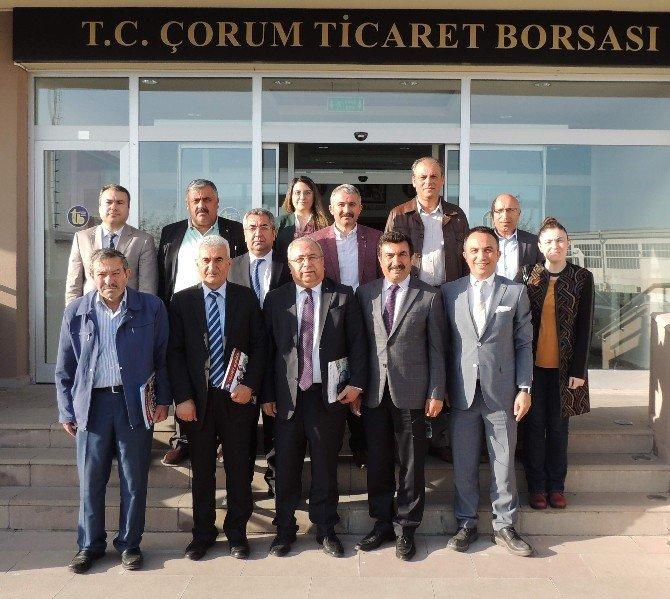 Ticaret Borsası'ndan Paydaş Toplantısı