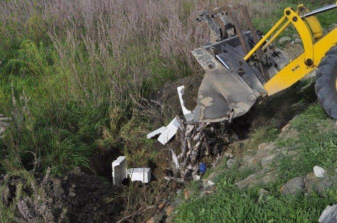 Sungurlu'da 800 Kilogram Kaçak Balık Ele Geçirildi
