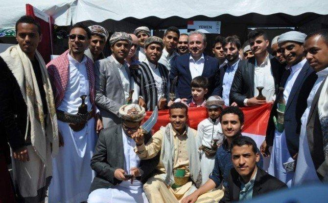 186 Ülkenin Gençleri Dünyayı Türkiye'ye Taşıyacak