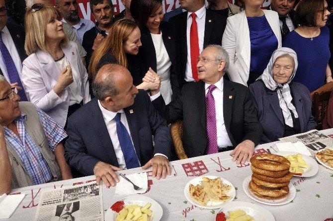 CHP Lideri Kılıçdaroğlu Zonguldak'ta