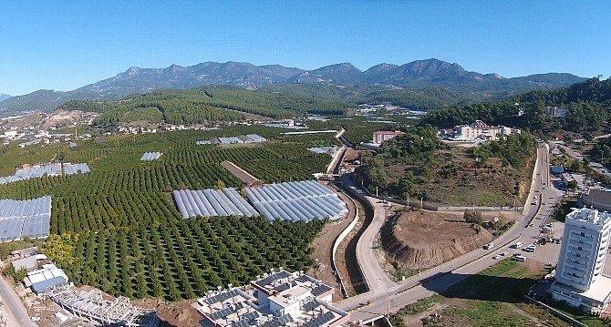 DSİ'den Antalya'ya 76 Milyonluk Yatırım