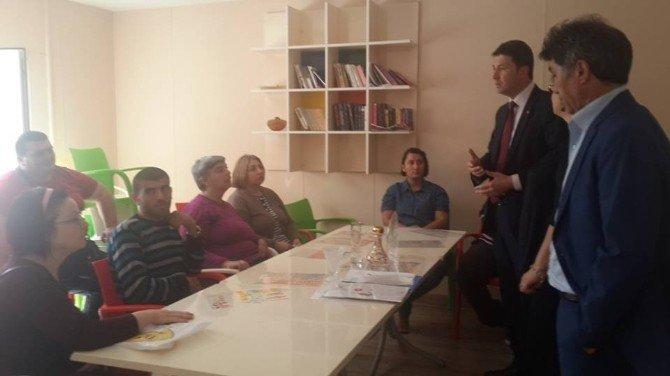 Didim'de Engellilere Yönelik Yeni Kurs Açıldı