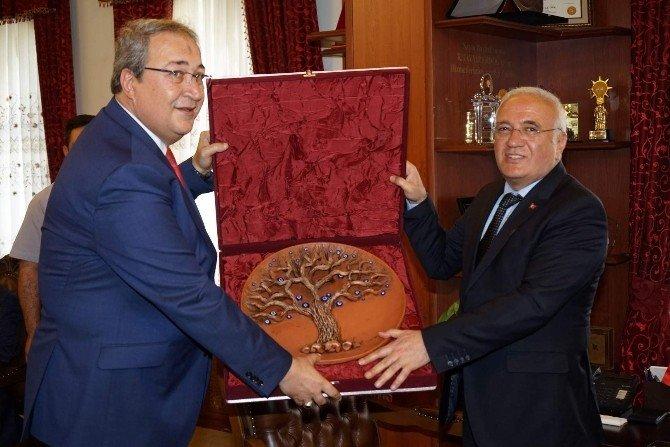 """Bakan Elitaş: """"2016 Yılında Türkiye Yüzde 4,5 Büyüme Gerçekleştirecek"""""""