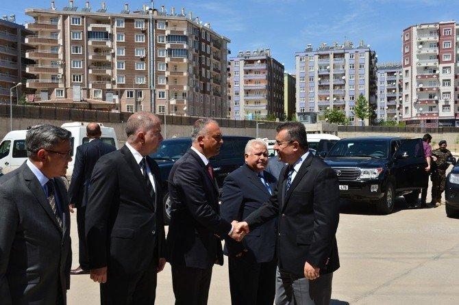 Emniyet Genel Müdürü Lekesiz'den Diyarbakır'a Ziyaret