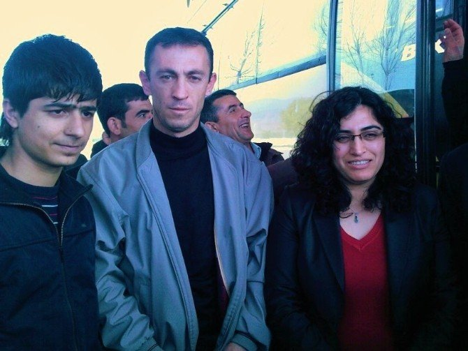 Aydın'da HDP'li İlçe Başkanı Tutuklandı