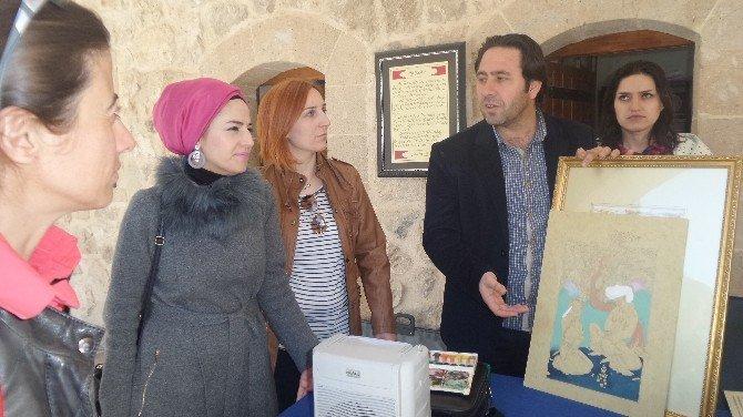 İranlı Öğretim Üyesi 'Tezhip' Sanatını Batıya Taşımak İstiyor