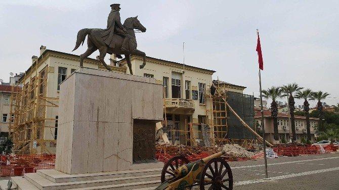 Ödemiş'teki O Tarihi Bina 'Müze Olsun' İsteği