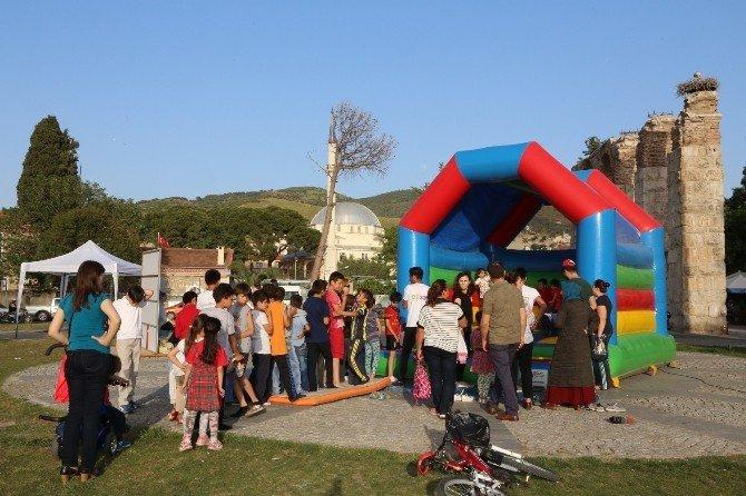 Selçuk'ta Festival Heyecanı Devam Ediyor