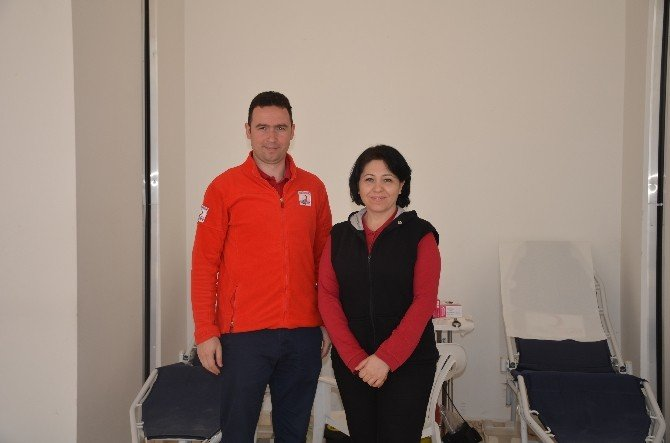 Kutlu Doğum Haftası Münasebetiyle Kan Bağışı Kampanya Düzenlendi